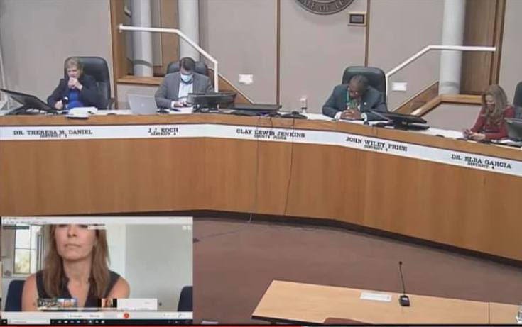 Dallas Commissioners Stop County Judge's 'Targeted' Voting Ad Scheme